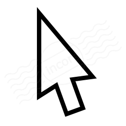 Mouse Pointer Icon 256x256