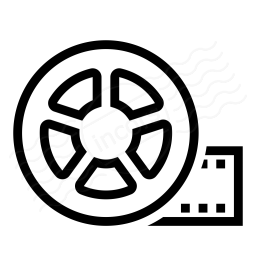 Movie Icon 256x256