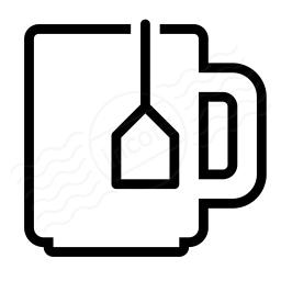 Mug Tea Icon 256x256