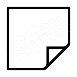Note Icon 256x256