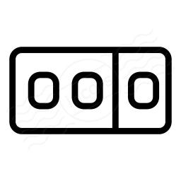 Odometer Icon 256x256