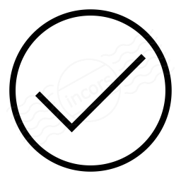 Ok Icon 256x256
