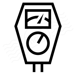 Parking Meter Icon 256x256