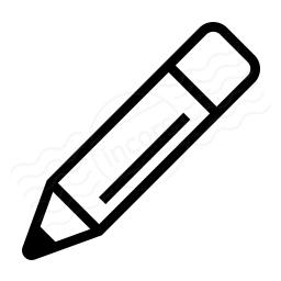 Iconexperience I Collection Pencil Icon