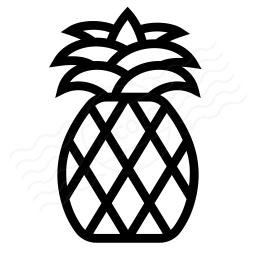 Pineapple Icon 256x256