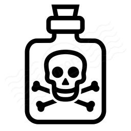 Poison Icon 256x256