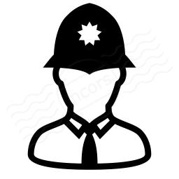 Policeman Bobby Icon 256x256