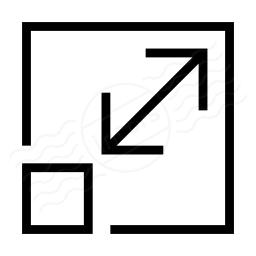 Resize Icon 256x256