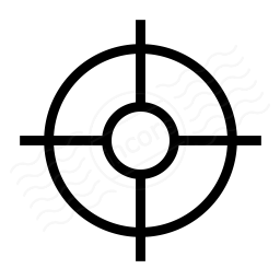 Reticle Icon 256x256