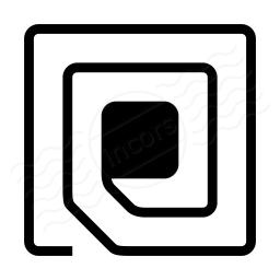 Rfid Chip Icon 256x256