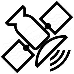 Satellite Icon 256x256