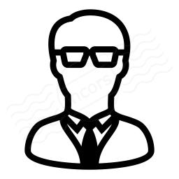 Scientist Icon 256x256