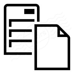 Server Document Icon 256x256