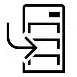 Server Into Icon 256x256