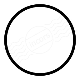 Shape Circle Icon 256x256