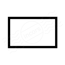 Shape Rectangle Icon 256x256