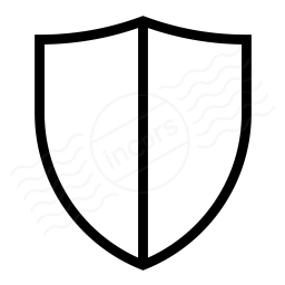 Iconexperience I Collection Shield Icon