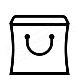Shopping Bag Icon 256x256