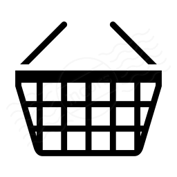 Shopping Basket Icon 256x256