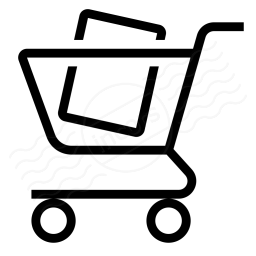 Shopping Cart Full Icon 256x256