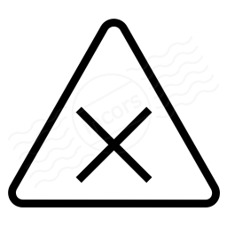 Sign Warning Harmful Icon 256x256
