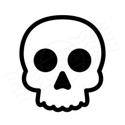 Skull Icon 256x256