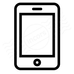 Smartphone Icon 256x256