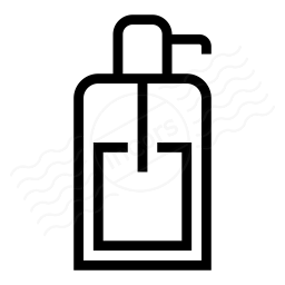 Soap Dispenser Icon 256x256