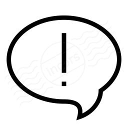 Speech Balloon Answer Icon 256x256