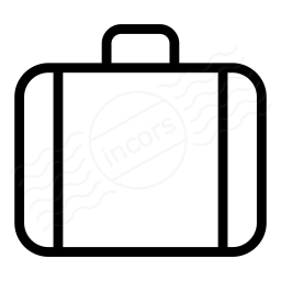 Suitcase Icon 256x256