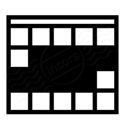 Table Selection Range Icon 256x256