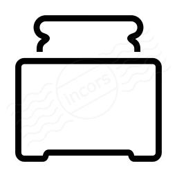 Toaster Icon 256x256