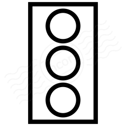 Trafficlight Off Icon 256x256