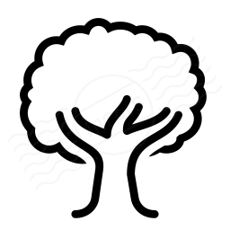 Iconexperience I Collection Tree Icon