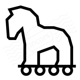 Trojan Horse Icon 256x256