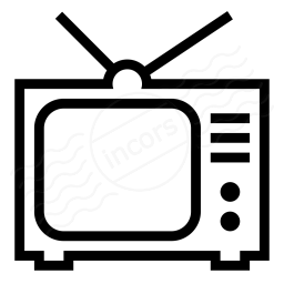 Iconexperience I Collection Tv Icon
