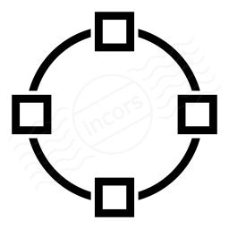 Vector Circle Icon 256x256