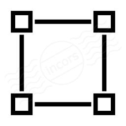 Vector Square Icon 256x256