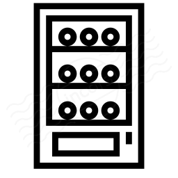 Vending Machine Icon 256x256