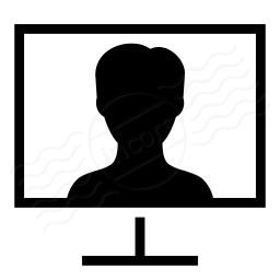 Video Chat 2 Icon 256x256