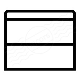 Window Split Ver Icon 256x256