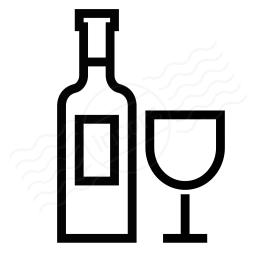 Wine Icon 256x256