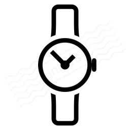 Wristwatch Icon 256x256