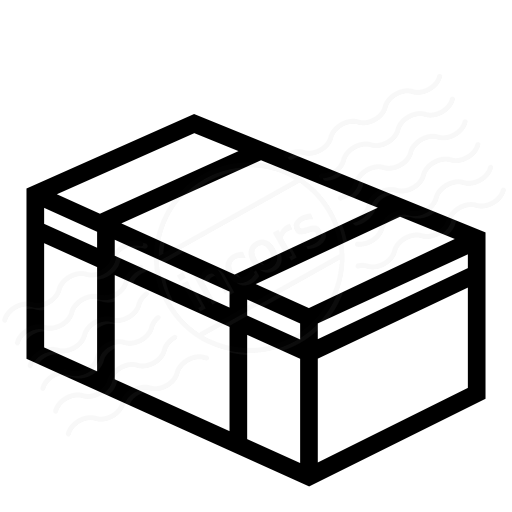 Ammunition Box Closed Icon