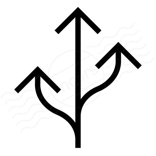 Arrow Fork 2 Icon