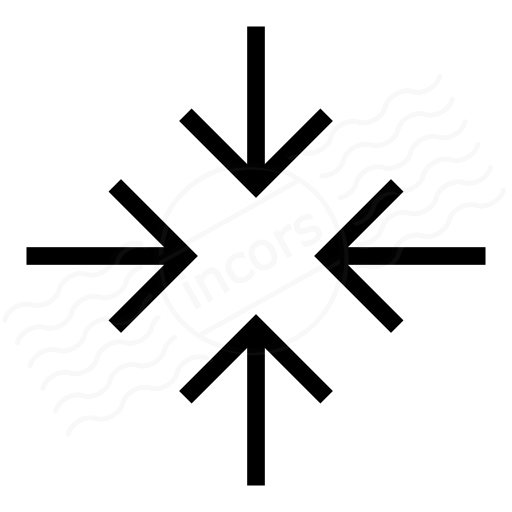 Arrow Join Icon