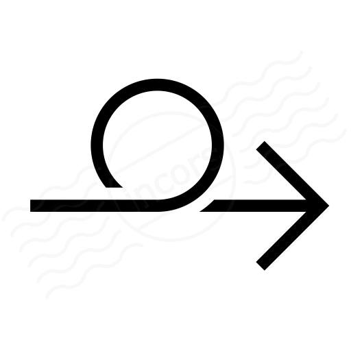Arrow Loop Icon