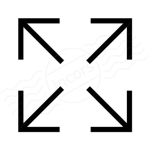 Arrow Spread 2 Icon