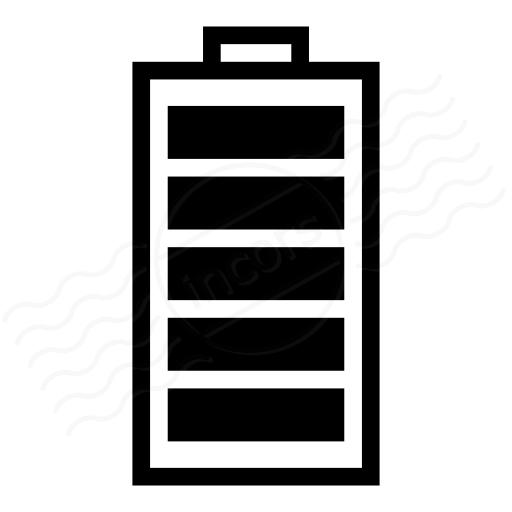 Battery Status 5 Icon