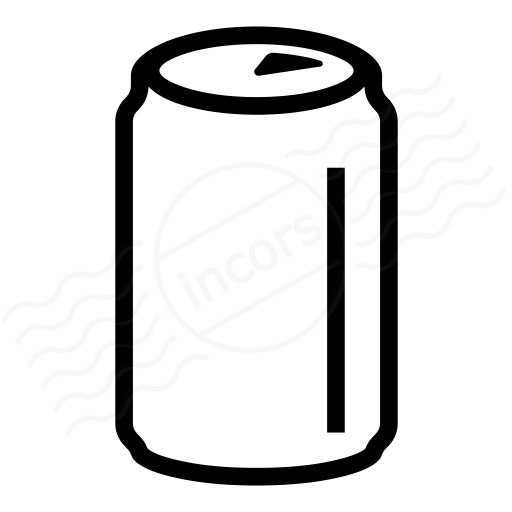 Beverage Can Icon